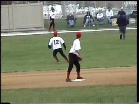 2004 Senior League Regional Lowell Vs. Michigan (part 2)