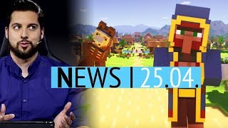 Riesiges Update für Minecraft erschienen - News