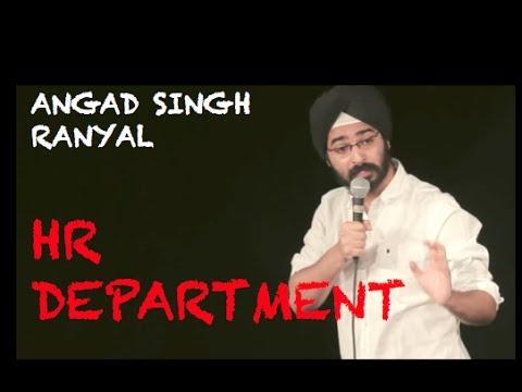 EIC: Angad Singh Ranyal on HR Department