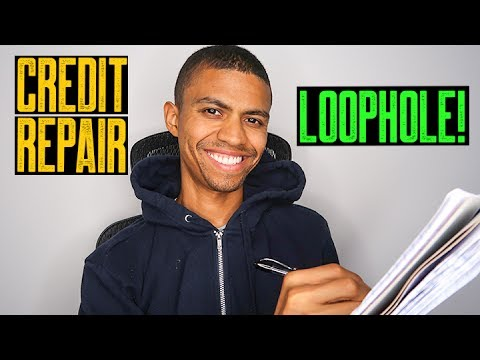Section 609 Credit Repair Loophole || Credit Repair Disputes