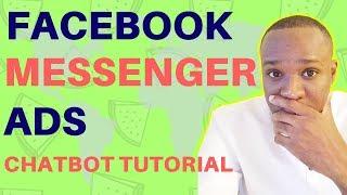 Wie Schaffen eine GEWINNEN-Facebook Ad für Shopify Mit Chatbots (JSON)