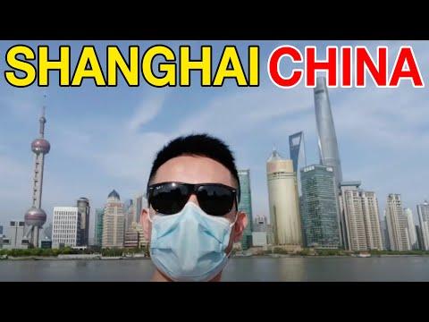 Vlog #1 - The Bund & Shanghai - China's Cosmopolitan City | Expat Life in China