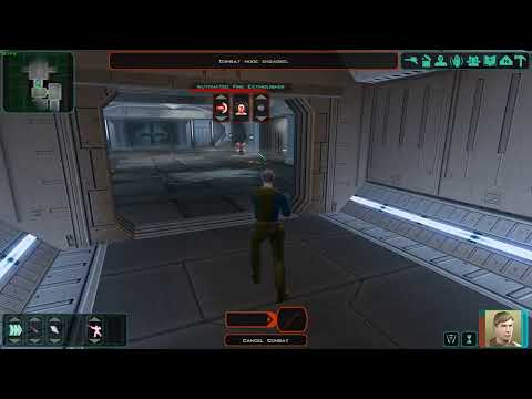 Star Wars Knights of the Old Republic II: The Sith Lords - Linux Mint 19 1  + AMD Ryzen 5 2400g