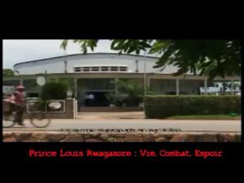 Burundi:La  Vie du Prince Louis Rwagasore
