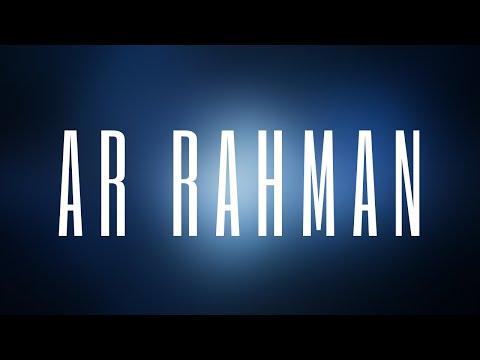 Surah Ar Rahman Quran Recitation By Sheikh Mishary Rashid