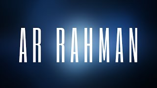 Mishary Rashid Alafasy - Amazing Surah Rahman Quran Recitation - Rehman Full
