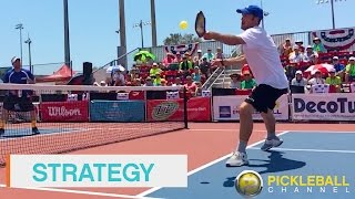 Fantastic Doubles Point with Strategy Breakdown - Pickleball 411
