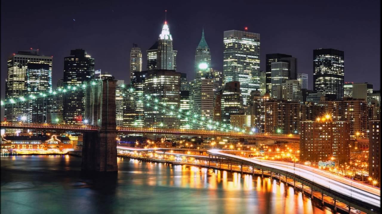 Perfect New York City Lights   Hip Hop Beat