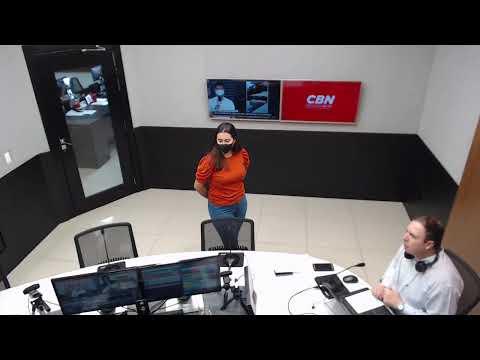 CBN Campo Grande (06/07/2020): com Ginez Cesar