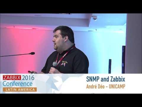 SNMP and Zabbix