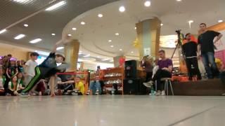 Сергиев Посад Танцевальная битва 360 ГрАдУсОв Пара №22 breaking kids