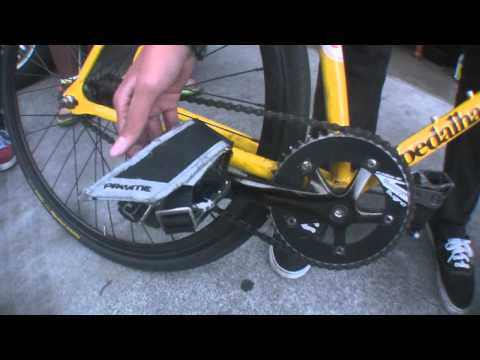 Shiloh Sambo Bike Check (Update)