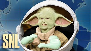 Weekend Update: Baby Yoda on Star Wars Day Celebrations - SNL