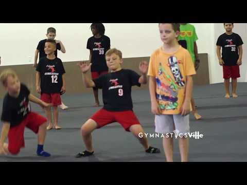GymCrew Dance Workshop | Jeffrey Brown