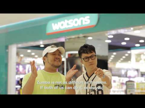 Watsons Move Your Body – Zumba Original Choreography