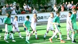 FUTBOL BENJAMIN RCD MALLORCA-FC BARCELONA ( SANTA PONSA CUP 2017)