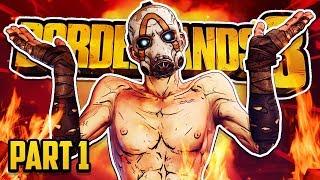 Borderlands 3 Gameplay Walkthrough Part 1 (Borderlands 3 PC Gameplay)