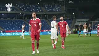Россия Сербия За кадром