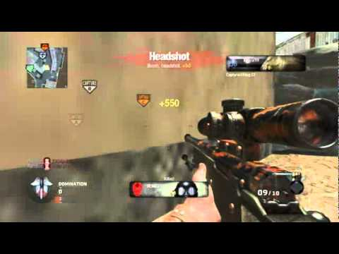 Agentive - Black Ops Game Clip