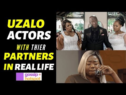 Uzalo Actors with Their Partners In Real Life [ AMAZING]