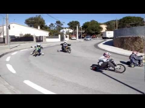 Gravity Sports SDT Drift Trike (to be continued)
