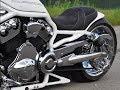 Harley Davidson V Rod street fighter custom bikes