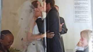 История любви Анджелины Джоли и Брэда Питт