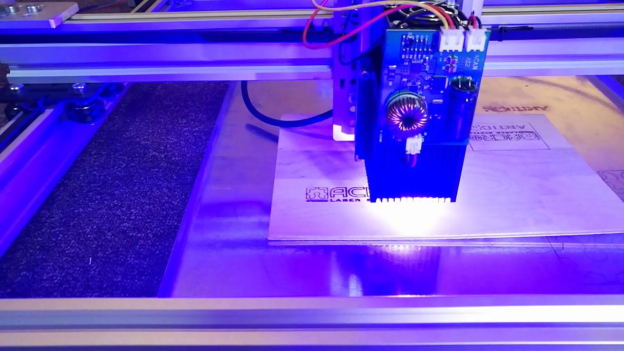 Openbuilds Laser System