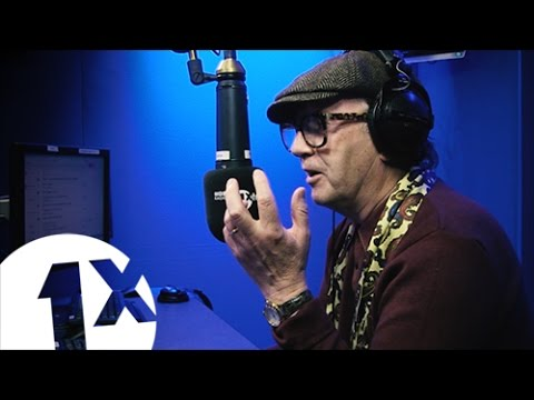 Reggae Pioneer David Rodigan Goes In Depth with DJ Target