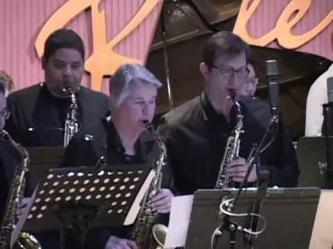 John Payne Sax Choir at Ryles Jazz Club, May 2012
