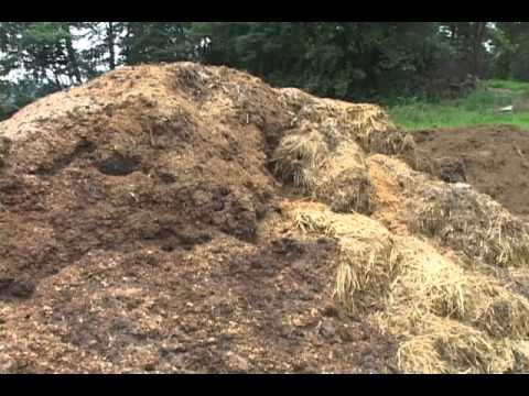 Small Farm Manure Storages