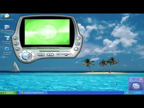 Windows Media Player From XP Review