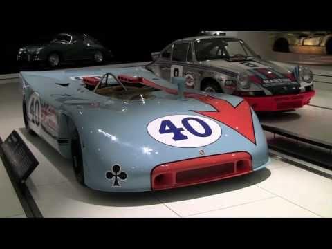 1970 Porsche 908/03 Spyder - Porsche Museum Stuttgart, CarshowClassic.com