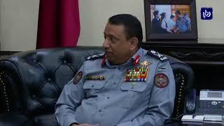 وزير الداخلية يؤكد أهمية التنسيق بين الأجهزة الأمنية والحكام الإداريين - (19-3-2018)