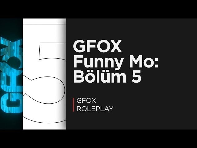 GFox   Komik & En iyi Anlar Montajı Vol-5 (+18)