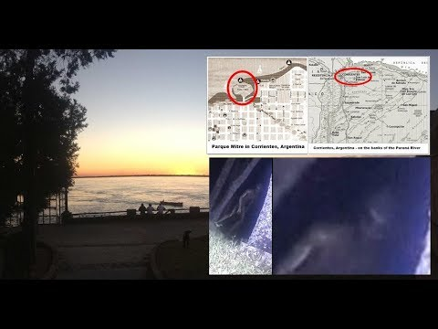 Argentina: Further Details on the Parque Mitre Alien