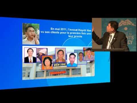 4th Geneva Summit: Michel Tran Duc, Vietnam