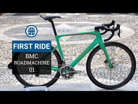 BMC Roadmachine 01 - First Ride Review
