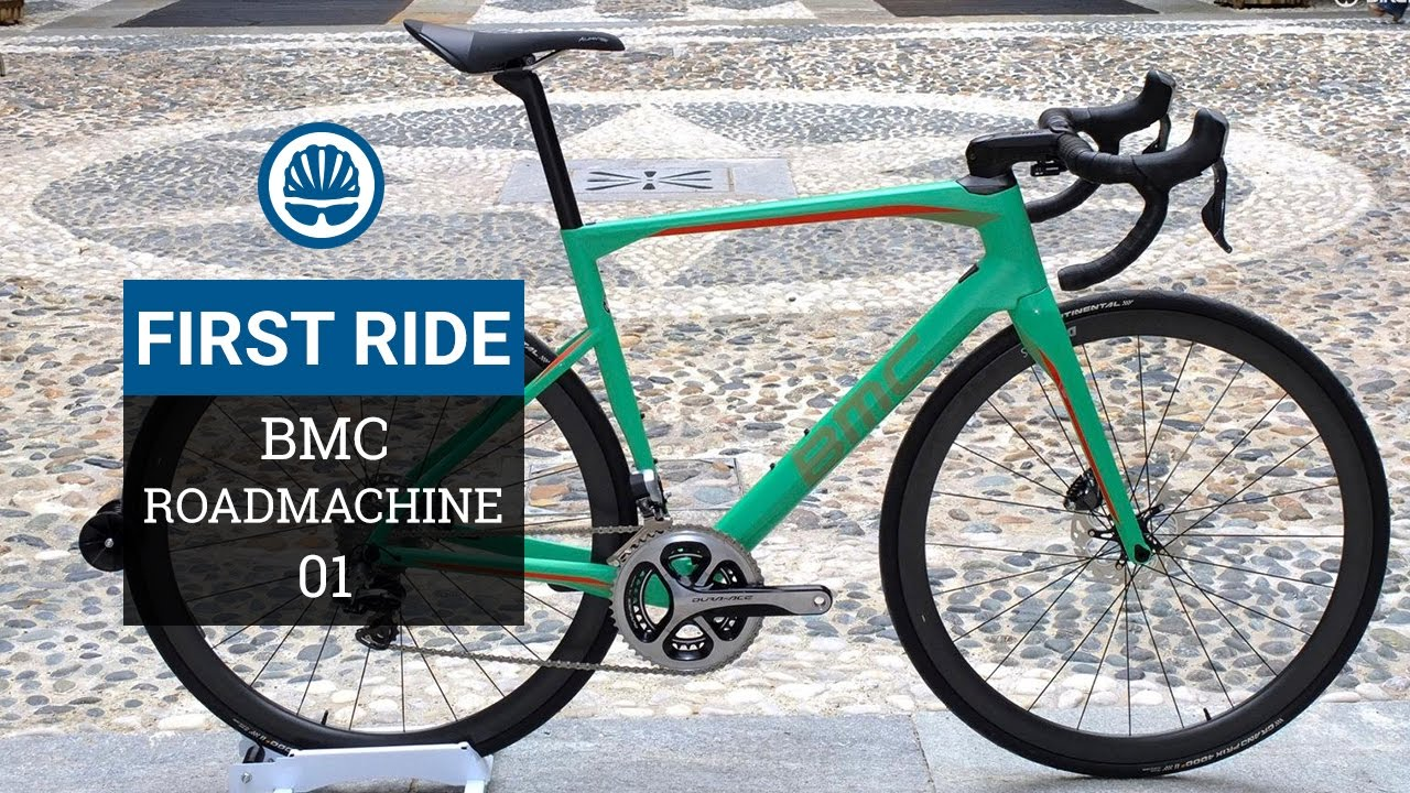 c5c4db46afa BMC Roadmachine 01 - First Ride Review - YouTube