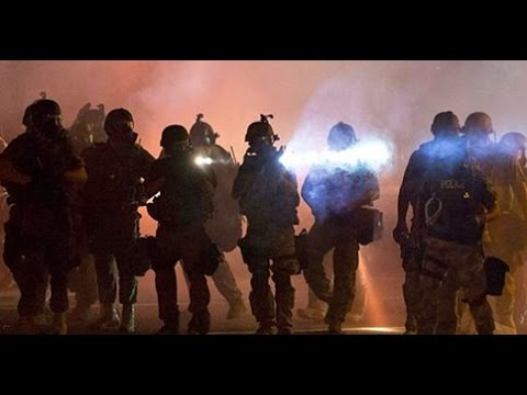 Ferguson Missouri Mayhem, Mike Brown, Police State and more #TMS LIVE 8/16/14