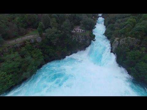 Huka Falls - Lake Taupo, New Zealand