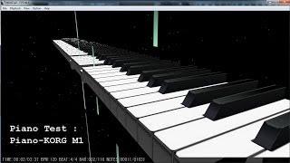 Kupu Kupu Jangan Pergi (Piano Cover) - Midi