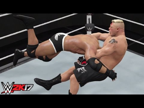 WWE 2K17 Top 10 Moves of Goldberg! (PS4)