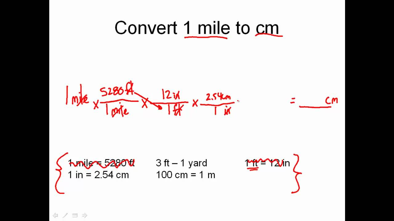 Solving Dimensional Analysis Problems Unit Conversion Problems