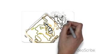 CI 108. Whiteboard Animation, Teenager-Drogenmissbrauch