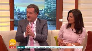 Dame Joan Collins on Gender-Neutrality | Good Morning Britain