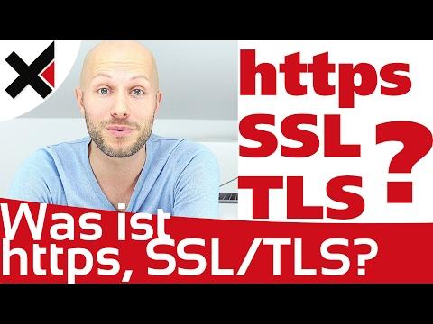 Was ist https SSL/TLS? Absicherung von Datenverbindungen erklärt | iDomiX