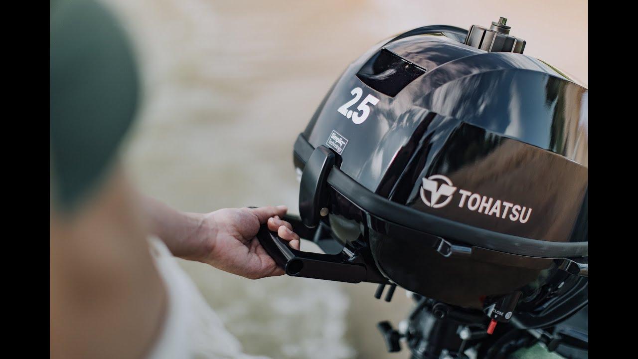 Mfs3 5 Portable Outboards Tohatsu North America