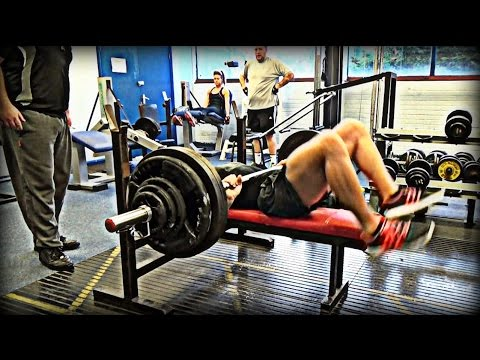 HOW TO AVOID DEATH!! The Bench Press Roll Of Shame