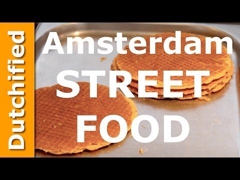 Amsterdam Food 🇳🇱🍲 Amsterdam Street Food